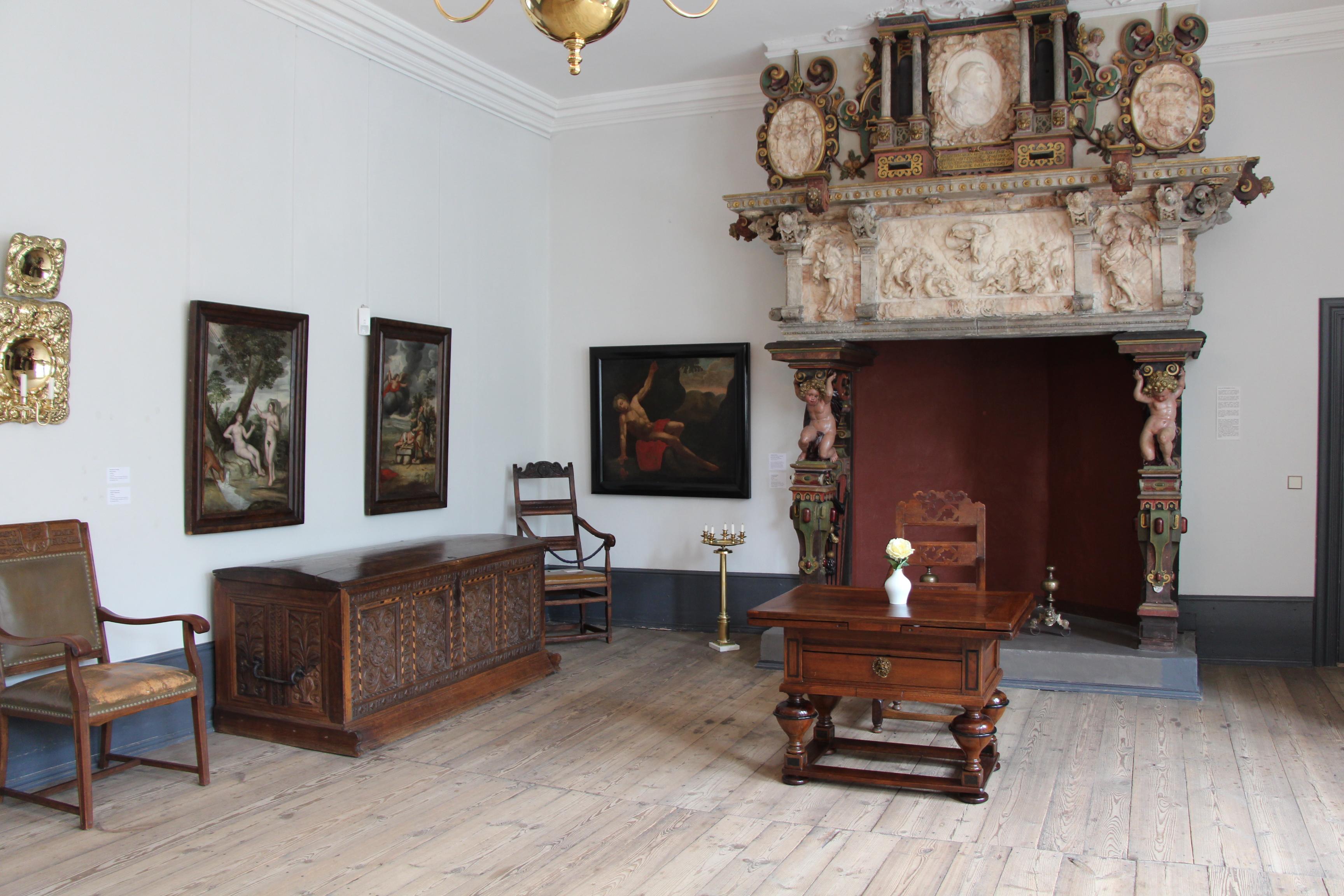 Schloss vor Husum-Fortunasaal