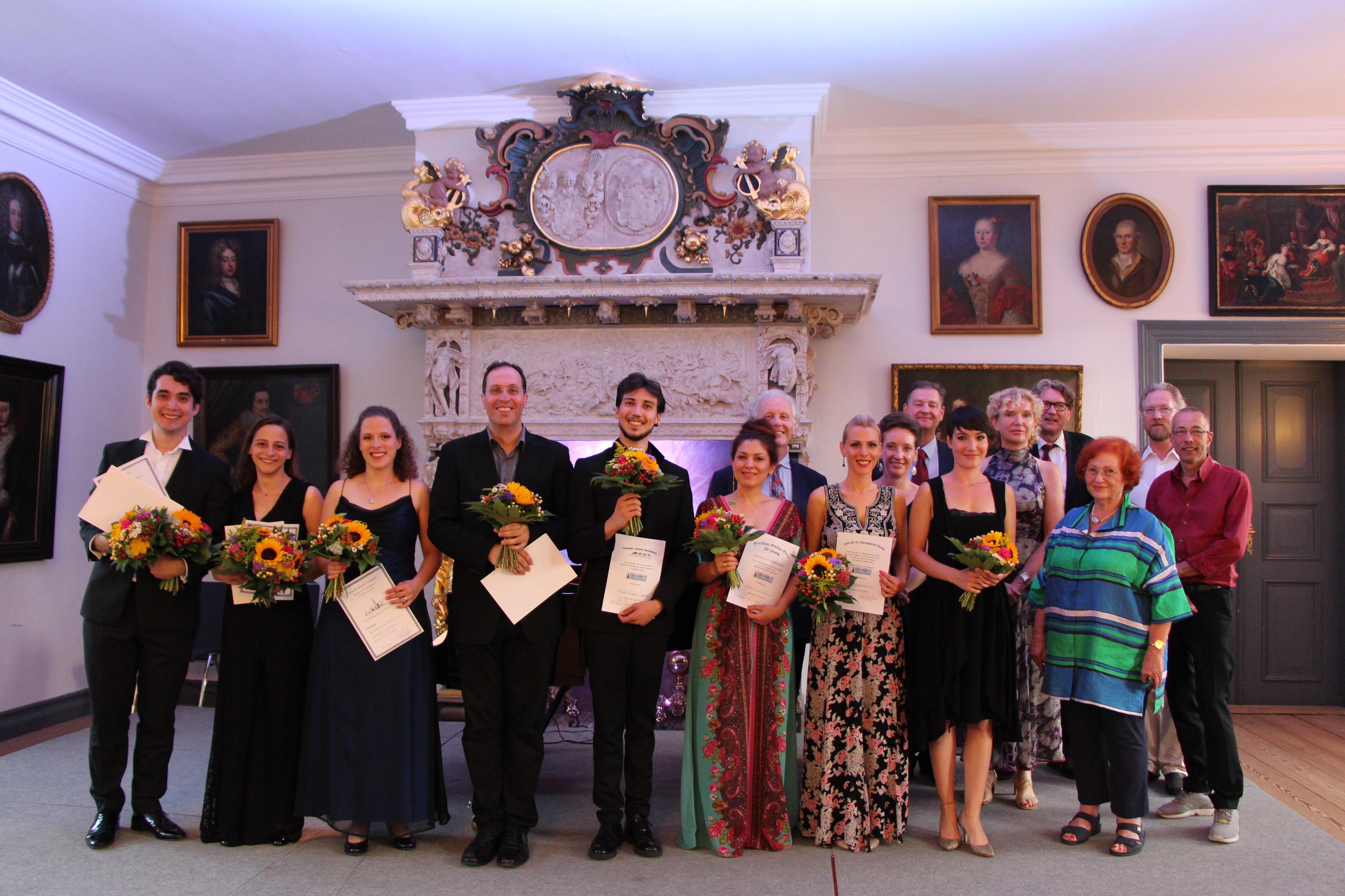 Preisträger und Jury 2018